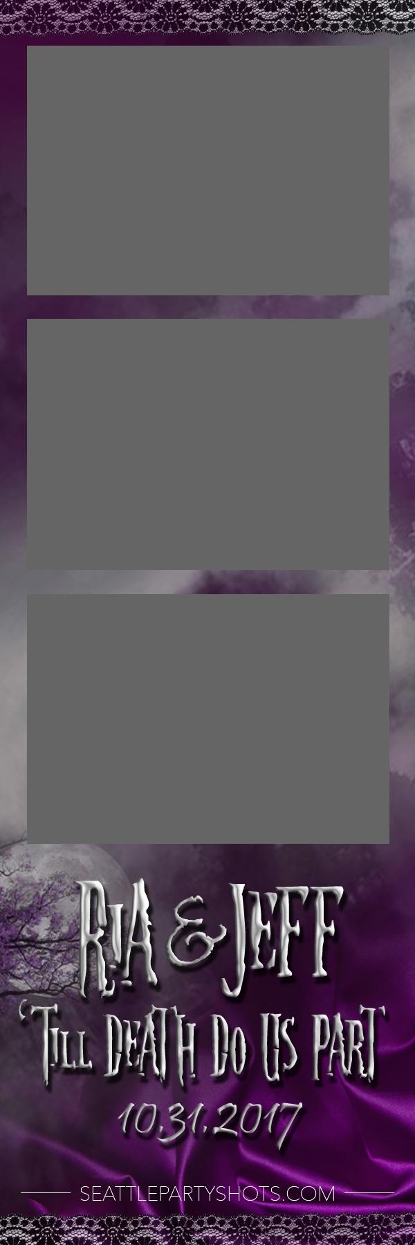 Purple Macabre