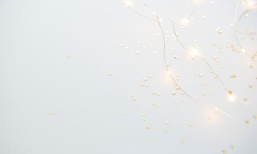 White Gold Stars